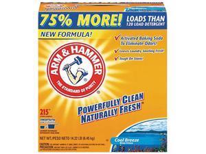 Arm & Hammer CDC 33200-06522 Laundry Detergent
