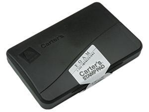 Carter's                                 Foam Stamp Pad, 4 1/4 x 2 3/4, Black