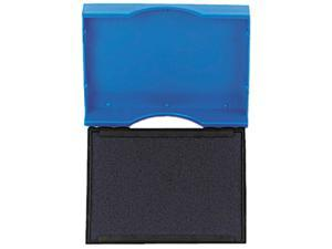 U. S. Stamp & Sign P4750BL Trodat T4750 Stamp Replacement Pad, 1 x 1-5/8, Blue