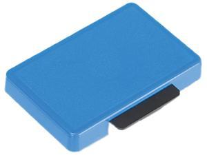 U. S. Stamp & Sign P5440BL T5440 Dater Replacement Ink Pad, 1-1/8 x 2, Blue