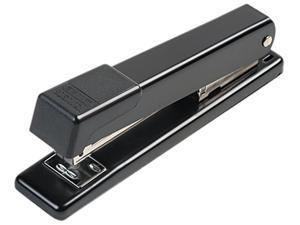 Stanley Bostitch B515-BK Economical Full Strip Stapler, 20-Sheet Capacity, Black