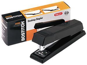Stanley Bostitch                         AntiJam Full Strip Stapler, 20-Sheet Capacity, Black