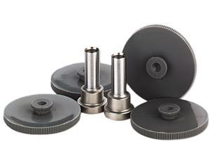 CARL 60005 Replacement Punch Head Kit for XHC-2100, Two 9/32 Diameter Heads and Four Disks