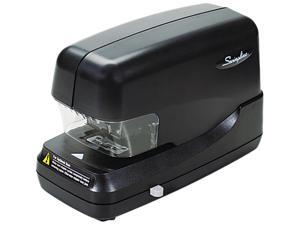 Swingline 69270 270 Hi-Cap Flat Clinch Elec Stapler with Jam Release, 70-Sheet Capacity, Black