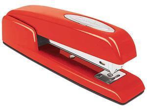 Swingline 74736 747 Business Full Strip Desk Stapler, 20-Sheet Capacity, Rio Red