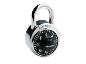 Master Lock 1500D 1-7/8in (48mm) Wide Combination Dial Padlock