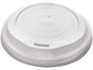 Savannah Supplies Inc. Cup Lids for 10-20-oz Hot Cups, 50/Pack
