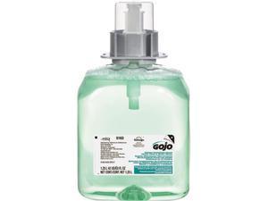 GOJO 5163-03 Luxury Foam Hair & Body Wash, 1250-ml Refill, Cucumber Melon Scent, 1 Each