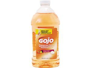 GOJO 5720-02 Premium Foam Antibacterial Hand Wash, Fresh Fruit Scent, 46 oz Bottle