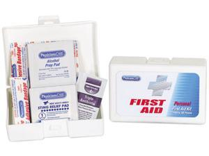 PhysiciansCare 38000 Personal First Aid Kit, 38 Pieces, Plastic Case