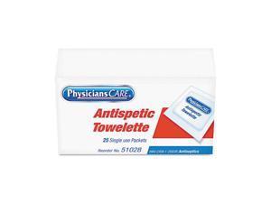 Acme United                              Antiseptic Towels, 25 Towels/Box