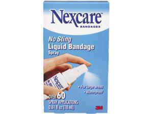 No-Sting Liquid Bandage Spray, .61 oz.