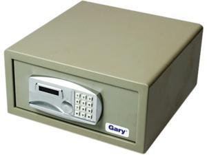 Gary LT1507 Laptop Safe, 1.2 capacity, 15-3/4w x 16-5/8d x 7-9/16h, Light Gray
