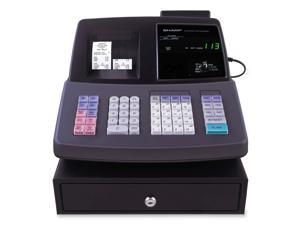 Sharp XEA506 XE-A506 Cash Register, Thermal Printing, Dual Roll Register Tape, 2-line Display