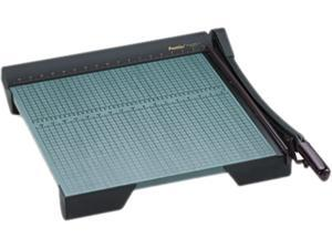"Premier W18 The Original Green Paper Trimmer, 20 Sheets, Wood Base, 19 1/8"" x 21 1/8"""