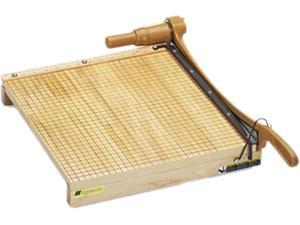 """Swingline 1142 ClassicCut Ingento Solid Maple Paper Trimmer, 15 Sheets, Maple Base, 15"""" x 15"""""""