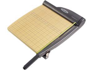 "Swingline ClassicCut Pro Paper Trimmer, 15 Sheets, Metal/Wood Composite Base, 12"" x 12"""