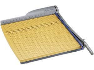 "Swingline ClassicCut Pro Paper Trimmer, 15 Sheets, Metal/Wood Composite Base, 18"" x 18"""