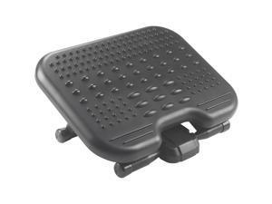 Kensington K56155US SoleMassage Exercising Footrest, 5 adjustable height settings, 30° tilt