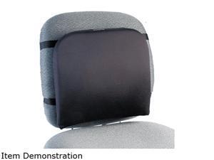 """Kensington L82025F Memory Foam Back Rest, 16.0""""L x 12.0""""W x 16.0""""H,Black"""