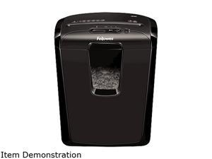 Fellowes 49C Cross-Cut Shredder, 8 Per Pass, 4 gal. Waste Capacity