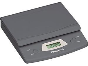 Salter Brecknell 325 Electronic Postal/Shipping Scale, 25lb Capacity, 6-1/2 x 8 Platform