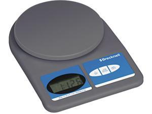 Salter Brecknell 311 Electronic Weight-Only Utility Scale, 11lb Capacity, 5-3/4 Platform
