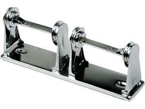 San Jamar R260XC Locking Toilet Tissue Dispenser, 12 3/8 x 4 1/2 x 2 3/4, Chrome