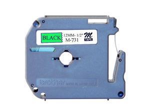Brother M Series M-731 Non-Laminated Tape Cartridge