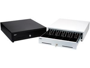 Star Micronics SMD2-1617BK55-S2 SMD2-1617 Cash Drawers 37964300 - Printer Driven, DK Ready, CD1 Cable Included, Black