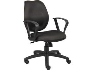 BOSS Office Products B1015-BK Task Chairs