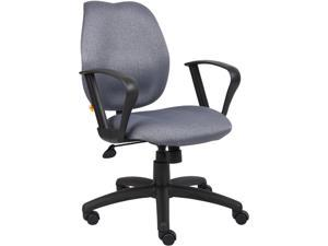 BOSS Office Products B1015-GY Task Chairs