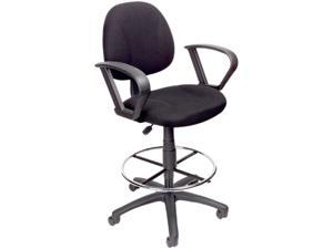 BOSS Office Products B1617-BK Drafting & Medical Stools