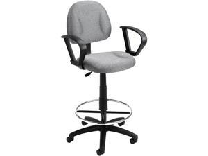 BOSS Office Products B1617-GY Drafting & Medical Stools