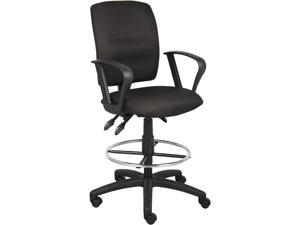 BOSS Office Products B1637-BK Drafting & Medical Stools