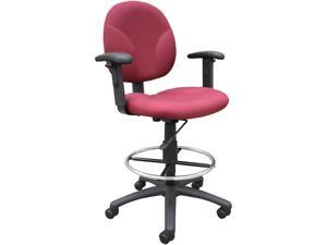 BOSS Office Products B1691-BY Drafting Stools