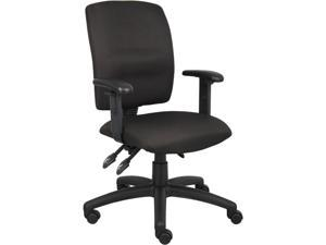 BOSS Office Products B3036-BK Task Chairs