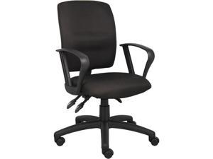 BOSS Office Products B3037-BK Task Chairs
