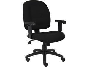 BOSS Office Products B495-BK Task Chairs