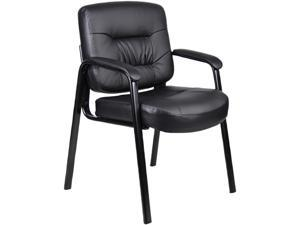 BOSS Office Products B7509 Guest Chairs