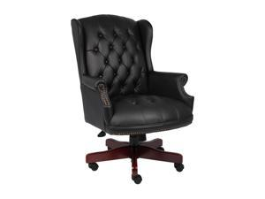 BOSS Office Products B800-BK Executive Seating