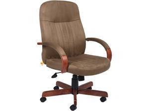 BOSS Office Products B8386-DKC Executive Chairs