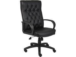 BOSS Office Products B8501-BK Executive Chairs