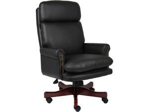 BOSS Office Products B850-BK Executive Chairs