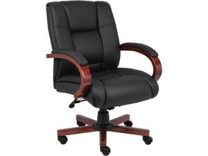 BOSS Office Products B8996-C Executive Chairs