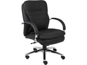 BOSS Office Products B9226 Deluxe Executive Contemporary Chair