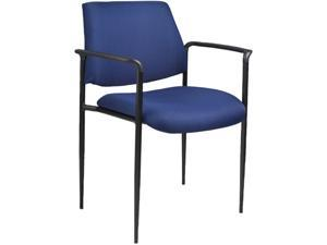 BOSS Office Products B9503-BE Stacking Chairs