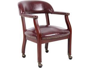 BOSS Office Products B9545-BY Traditional Chairs