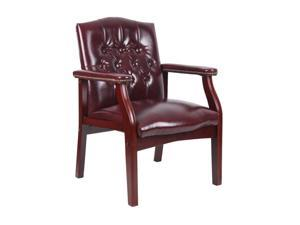 BOSS Office Products B959-BY Guest Chair