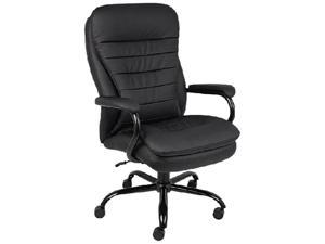 BOSS Office Products B991-CP Heavy Duty Pillow Top Executive Chair